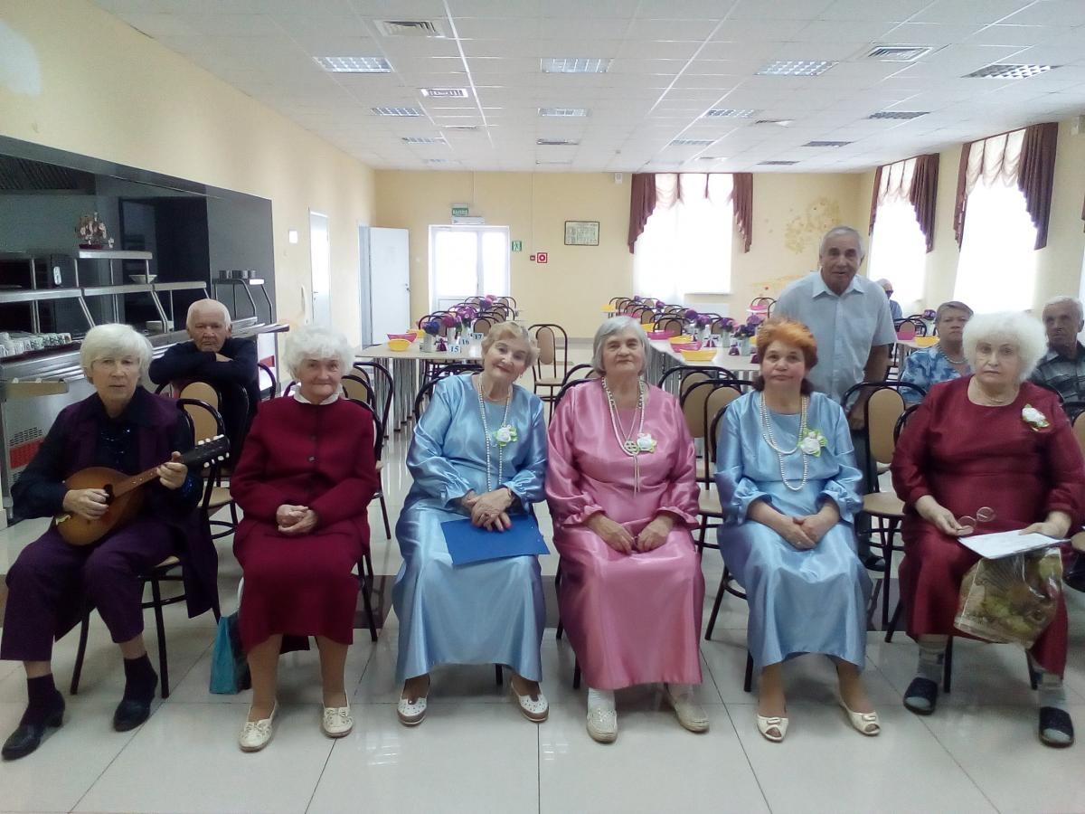Дом престарелых кашира воронежская область уход за не лежачими больными в больнице